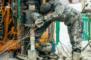 Бурение скважин на воду в Карелии