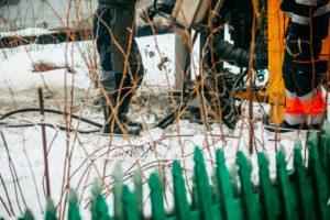 Бурение скважины на воду в Карелии более 10 лет!