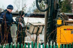 Бурим скважины на воду в Карелии